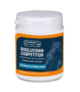 BIOFARMAB Eclipse Bioglucomin Competition