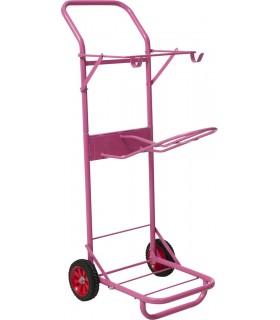 Wózek na siodło i akcesoria