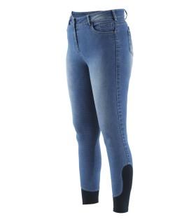 PE jeansowe bryczesy Gina