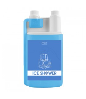 OVER HORSE ICE-SHOWER