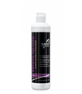 BLACK HORSE WHITE GLOSS szampon