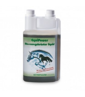 EQUI POWER ATEMWEGSKRAUTER liquid